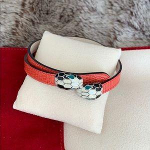 BVLGARI SERPENTI bracelet, never worn.